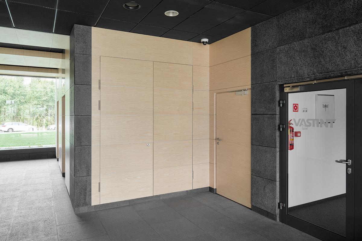 Business Garden Poznan - drzwi InterDoor