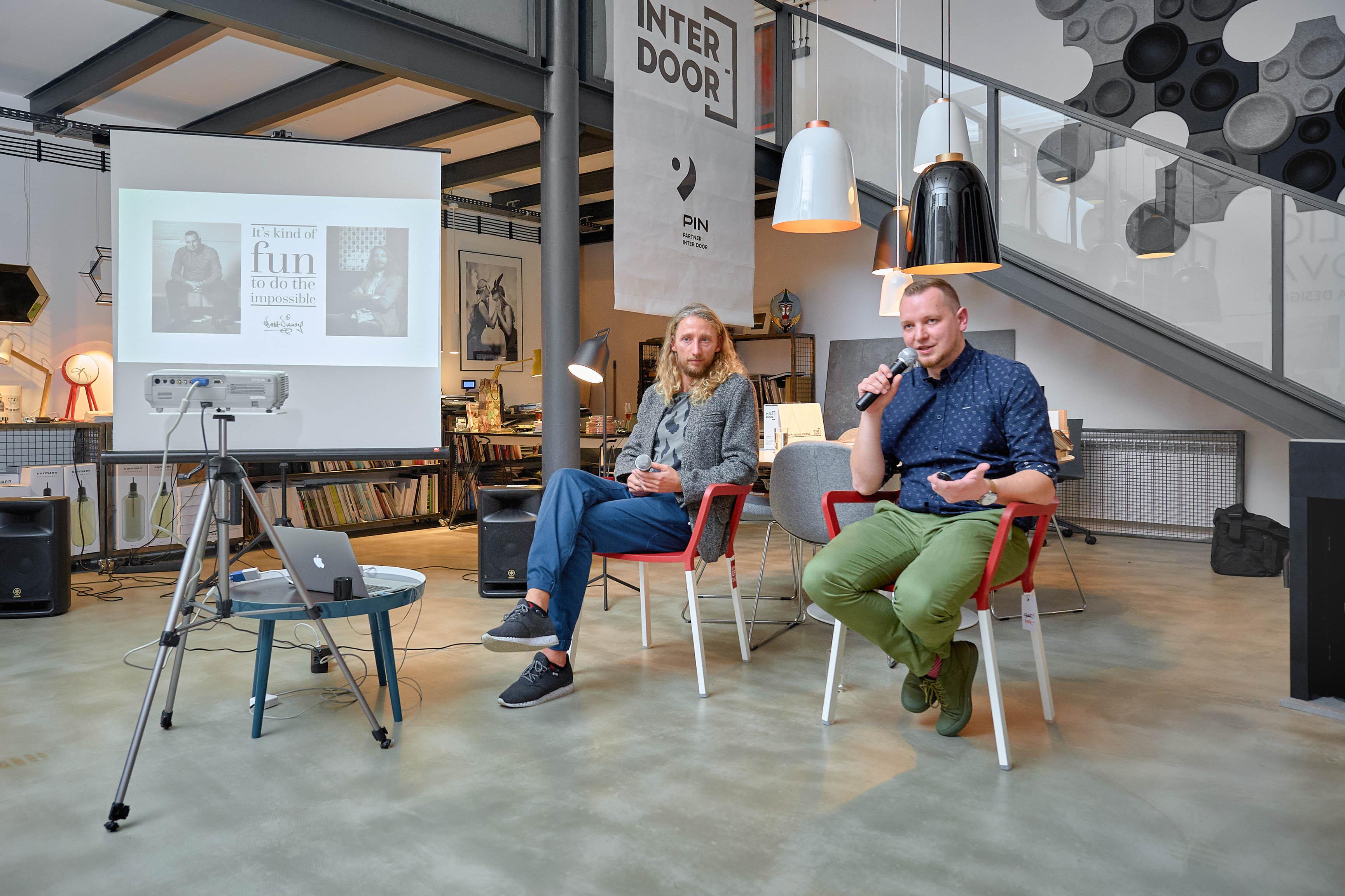 Łódź Design Festival - spotkanie z architektami