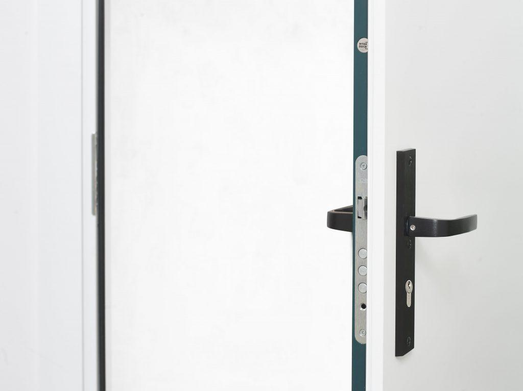 Antywłamaniowe drzwi wejściowe TOWER - dwukolor