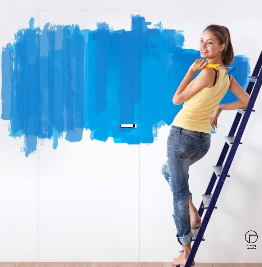 Personalizowane drzwi - drzwi do własnego pomalowania lub tapetowania