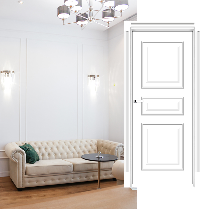 Styl klasyczny - drzwi FRESA