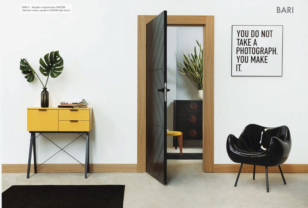 BARI 5 INTER DOOR - aranżacja wnętrza