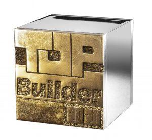 TopBuilder 2020 award