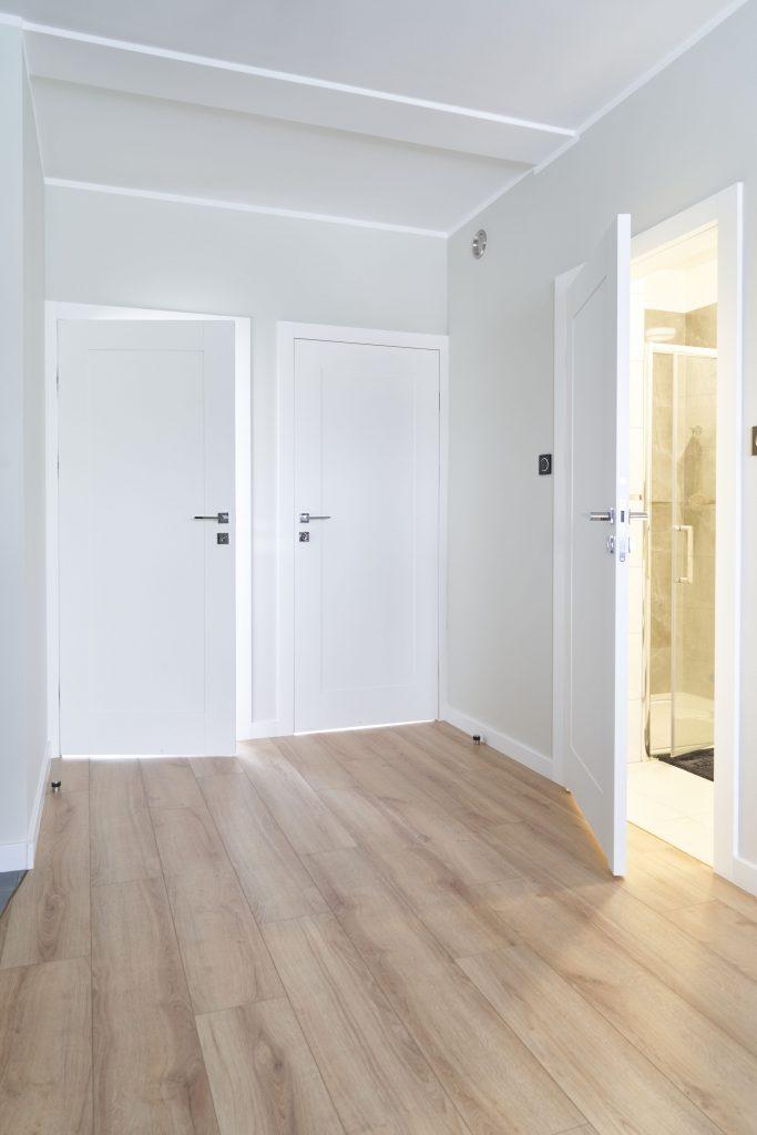 Drzwi drewniane LOGGIA
