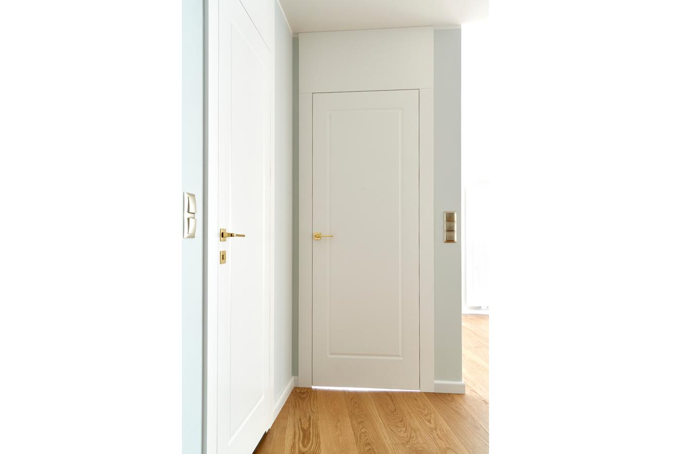Drzwi wewnętrzne CLASSIC odwrotna przylga 2