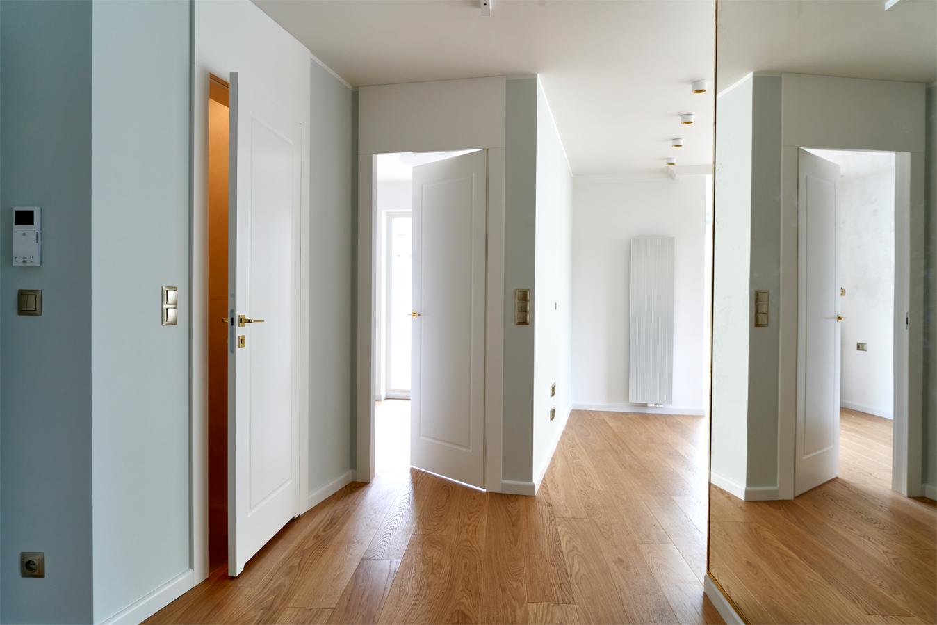 Drzwi wewnętrzne CLASSIC odwrotna przylga