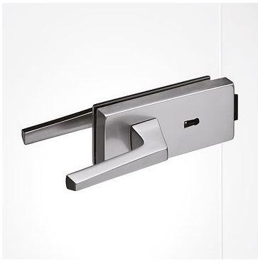 Klamka z zamkiem na klucz - CLASSIC